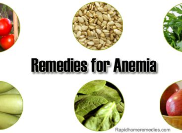 The most famous home remedies for anemia