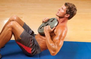 Weighted Sit-Up