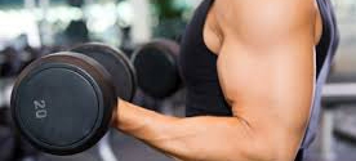 Top 3 physical exercises for budding men