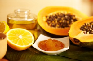 papaya-and-honey-skincare