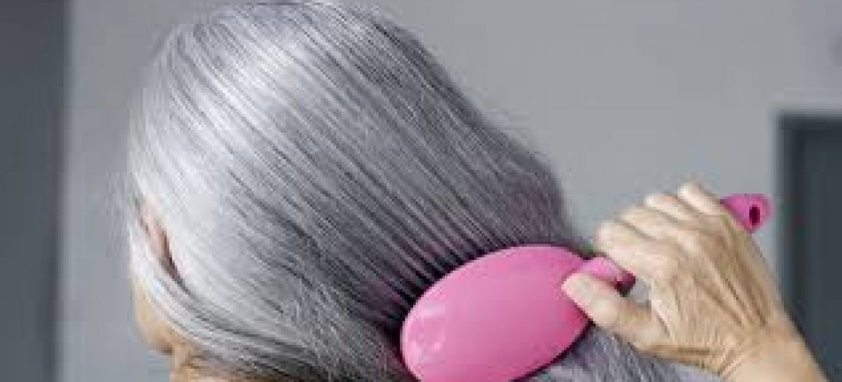 Natural ways to avoid white hair within a short period