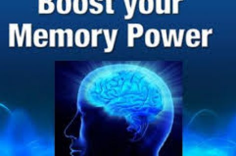 To improve the memory and concentration power