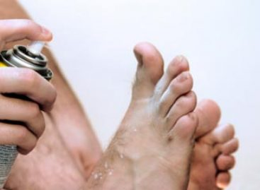 The well-known home remedies for athlete's foot problems