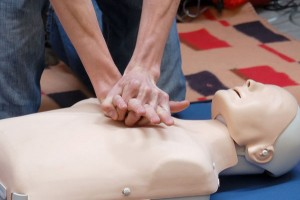 CPR training1