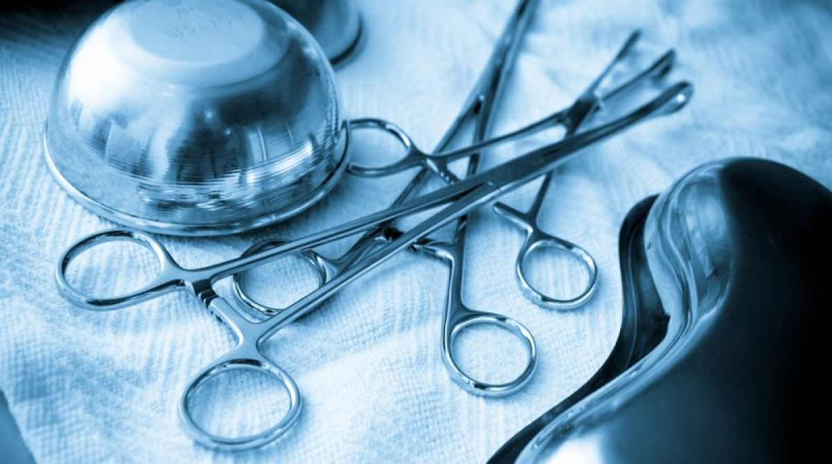 What happens when surgical equipment breaks?