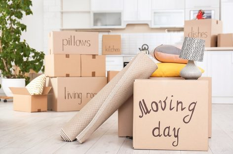 Things to Think About When Moving