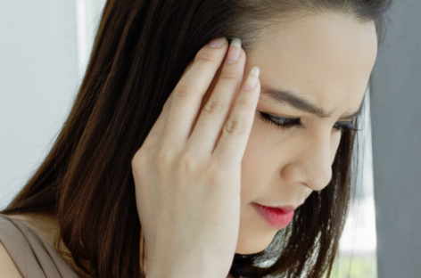 Headaches shouldn't cripple you! Practice physical therapy to ease pain