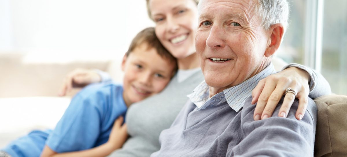 How to Provide Support to Elderly Parents