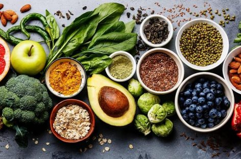 4 Top Tips for a Healthy Diet